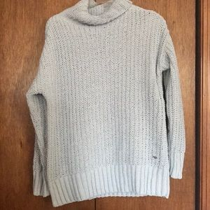 NWT VS Pink Cowl Neck Sweater